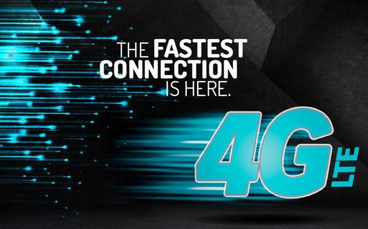 4G LTE Internet
